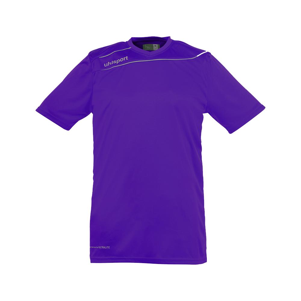 Uhlsport Stream 3.0 Shirt - Violet & Blanc