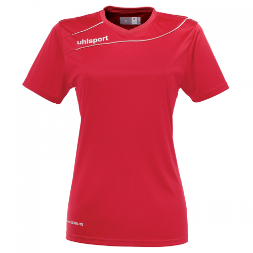 Uhlsport Stream 3.0 Women - Rouge & Blanc