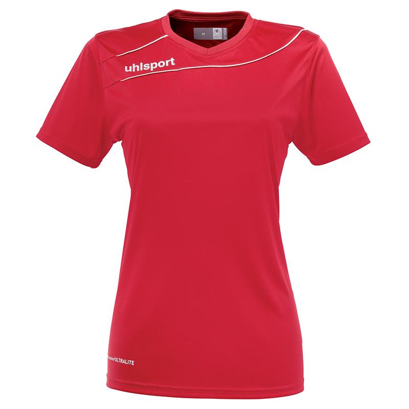 Uhlsport Stream 3.0 Women - Rouge & Blanc