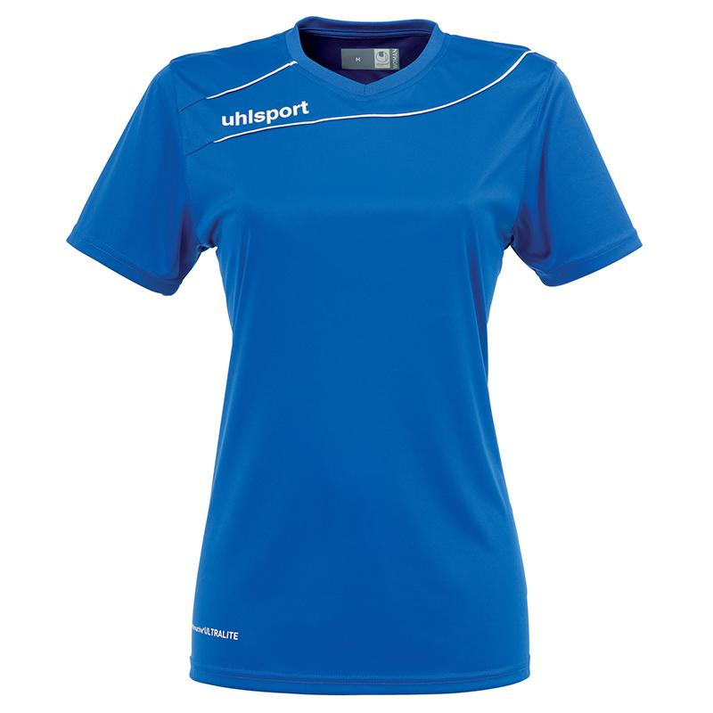 Uhlsport Stream 3.0 Women - Azur & Blanc