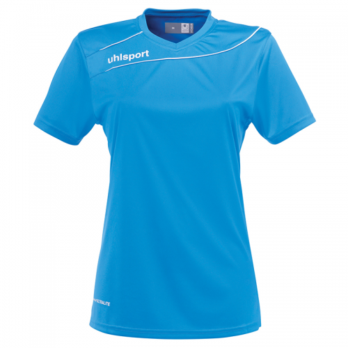 Uhlsport Stream 3.0 Women - Cyan & Blanc