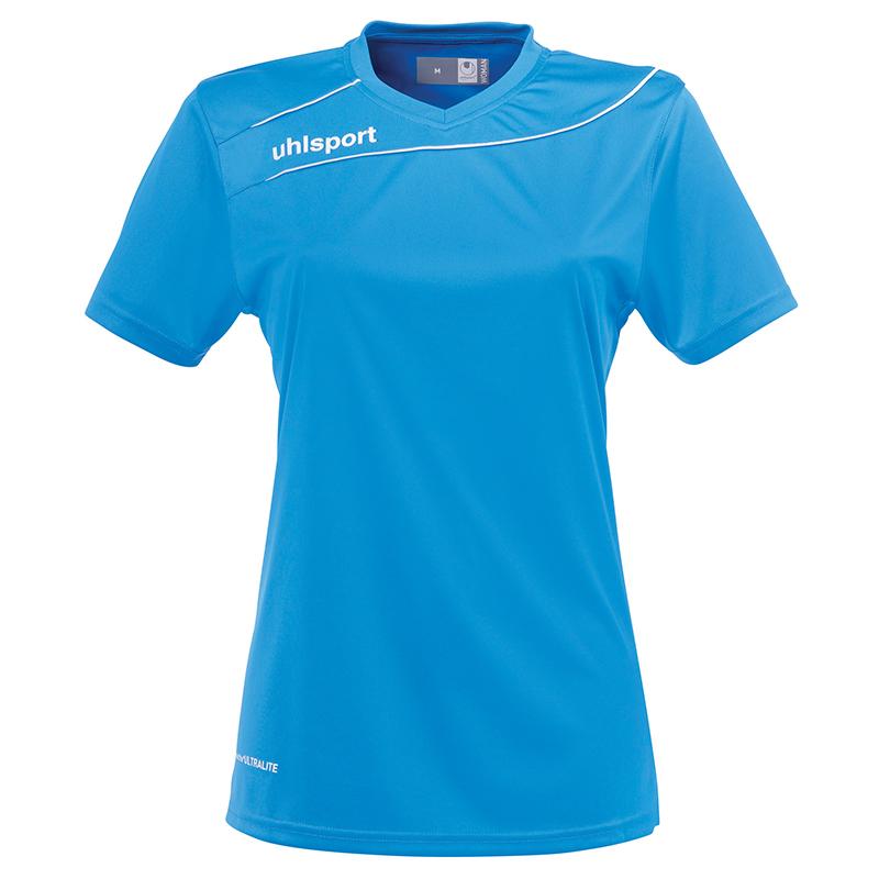 Uhlsport Stream 3.0 Women - Cyan & Blanc