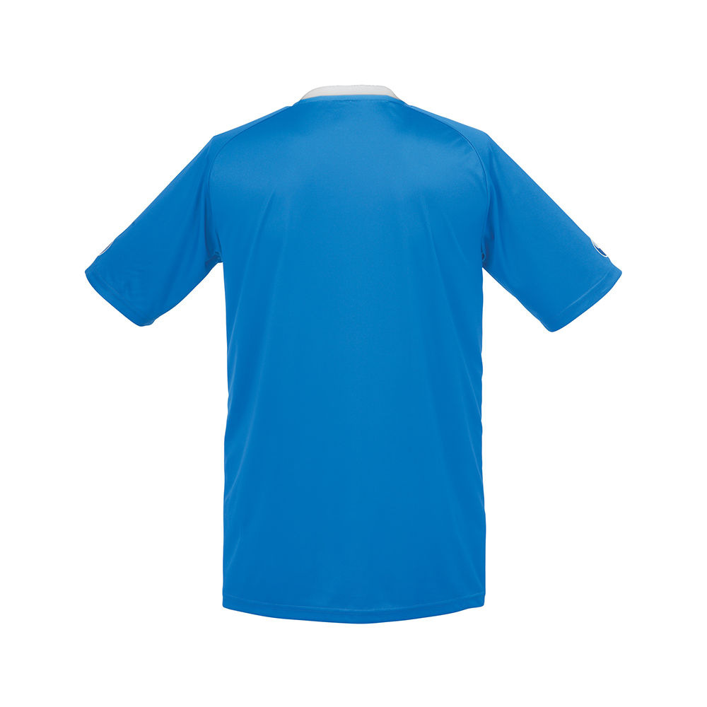 Uhlsport Stripe Shirt - Azur & Blanc - Dos