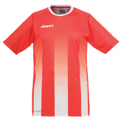 Uhlsport Stripe Shirt - Rouge & Blanc