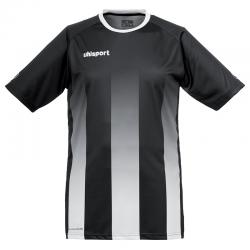 Uhlsport Stripe Shirt - Noir & Blanc