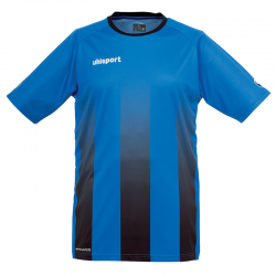 Uhlsport Stripe Shirt - Azur & Noir