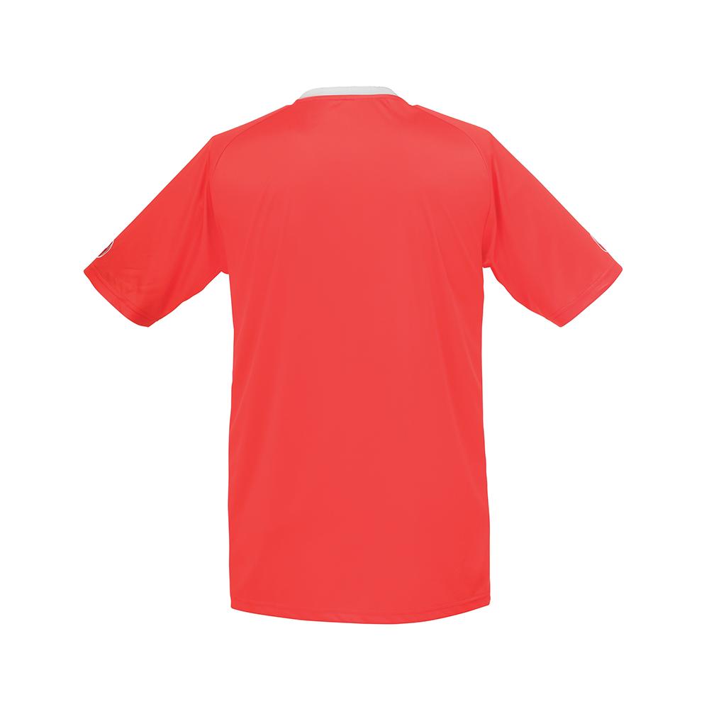Uhlsport Stripe Shirt - Rouge & Blanc - Dos