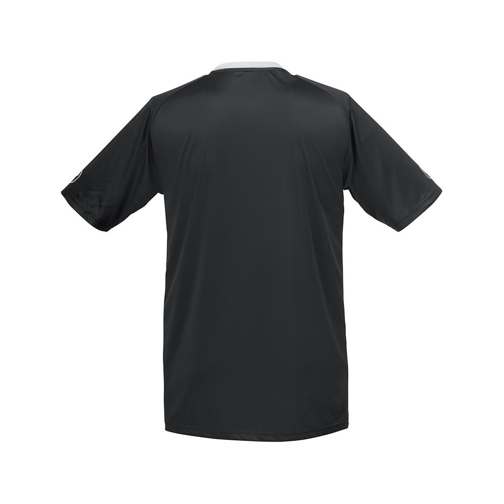 Uhlsport Stripe Shirt - Noir & Blanc - Dos