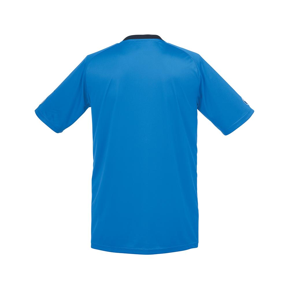 Uhlsport Stripe Shirt - Azur & Noir - Dos