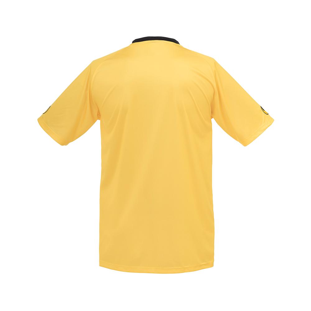 Uhlsport Stripe Shirt - Jaune & Noir - Dos