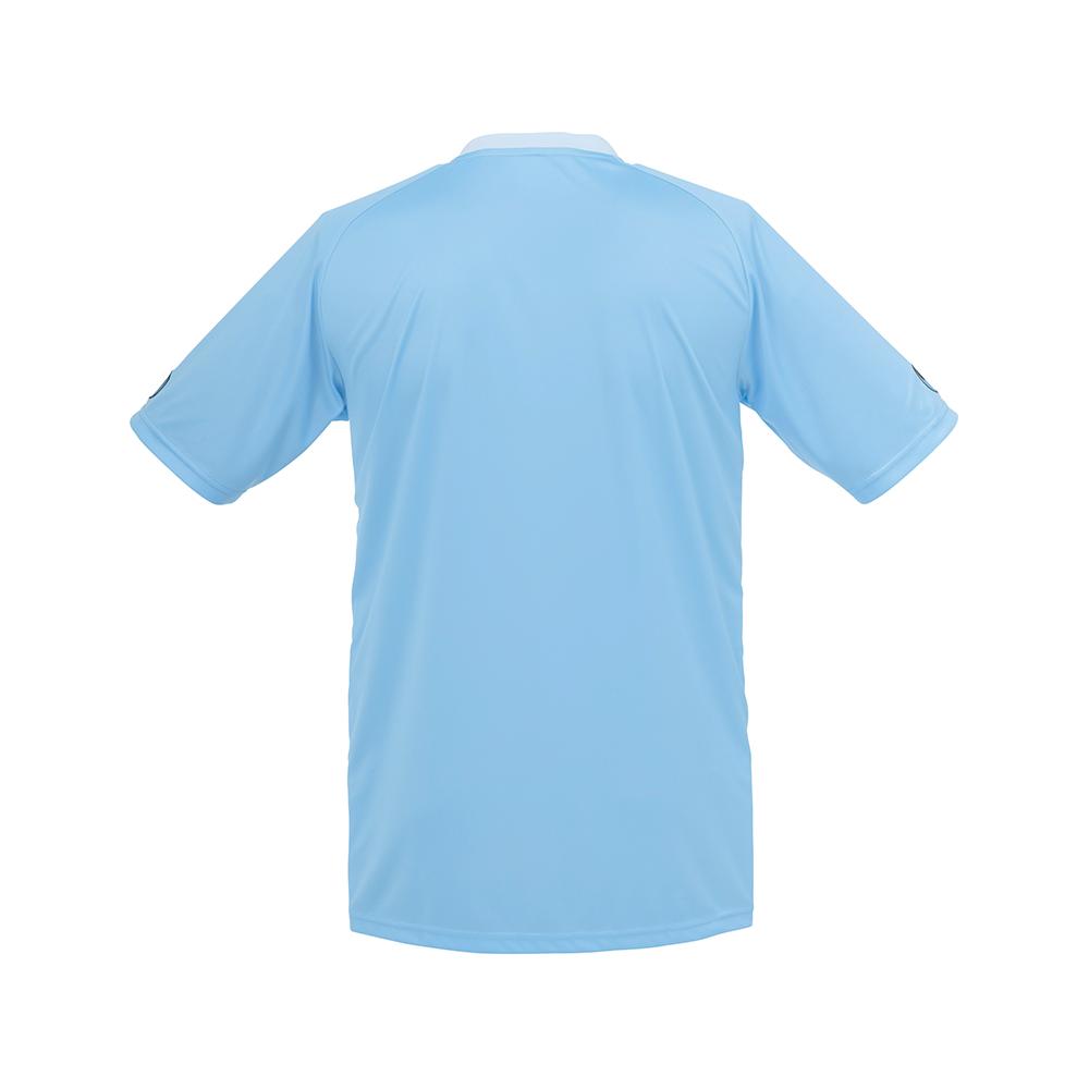 Uhlsport Stripe Shirt - Ciel & Blanc - Dos