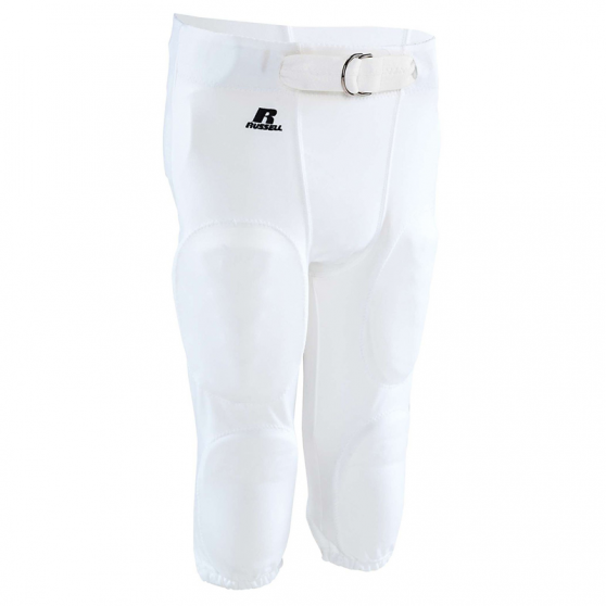 Russell Athletic Practice Pant - Blanc