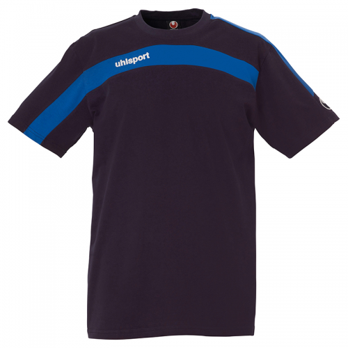 Uhlsport Liga Training T-Shirt - Marine & Azur