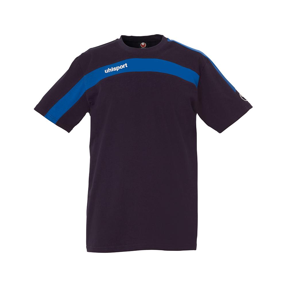 Uhlsport Liga Training T-Shirt - Marine & Azur