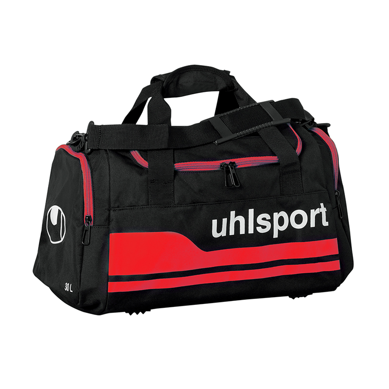 Uhlsport Basic Line 2.0 30L - Rouge & Noir