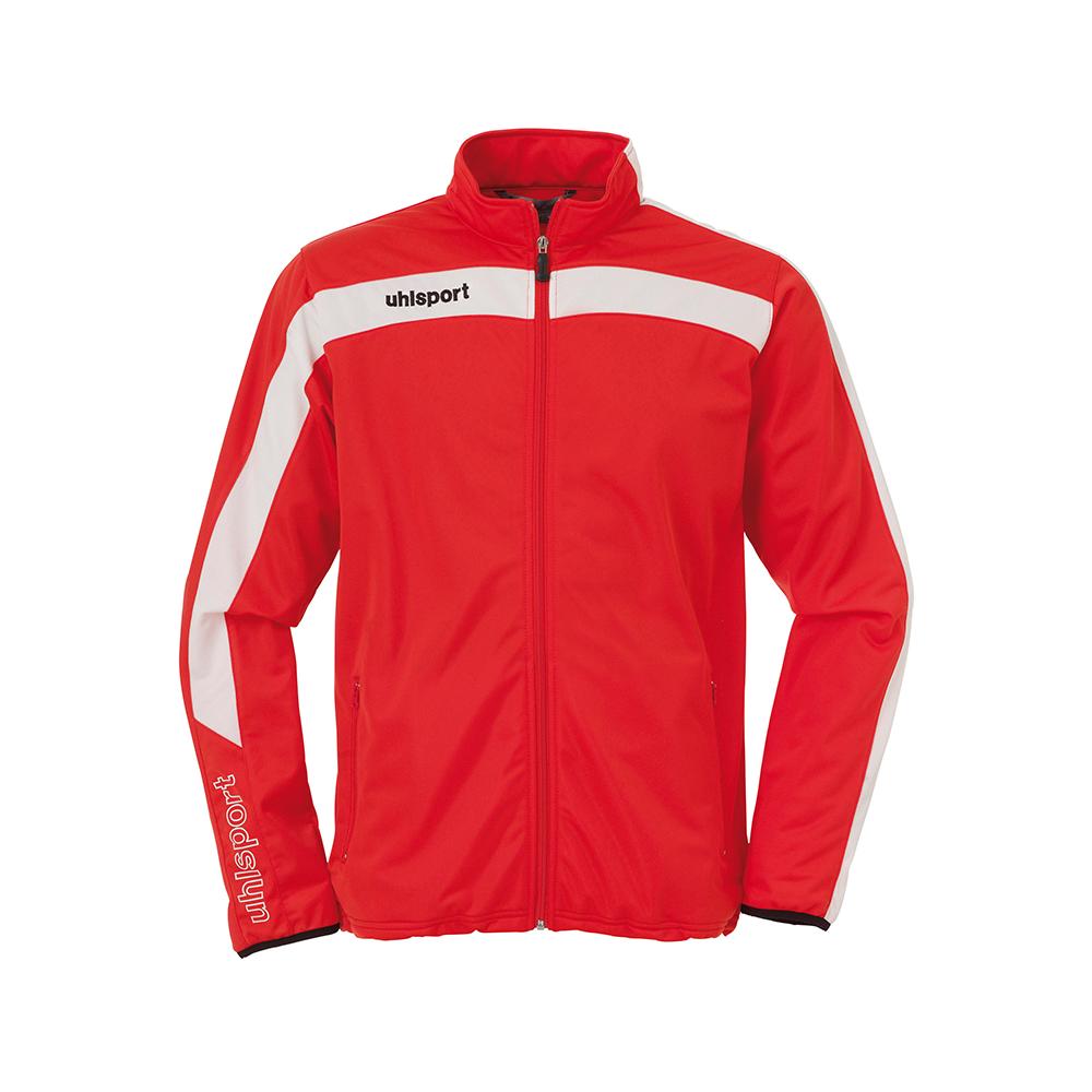 Uhlsport Liga Veste Classic - Rouge & Blanc