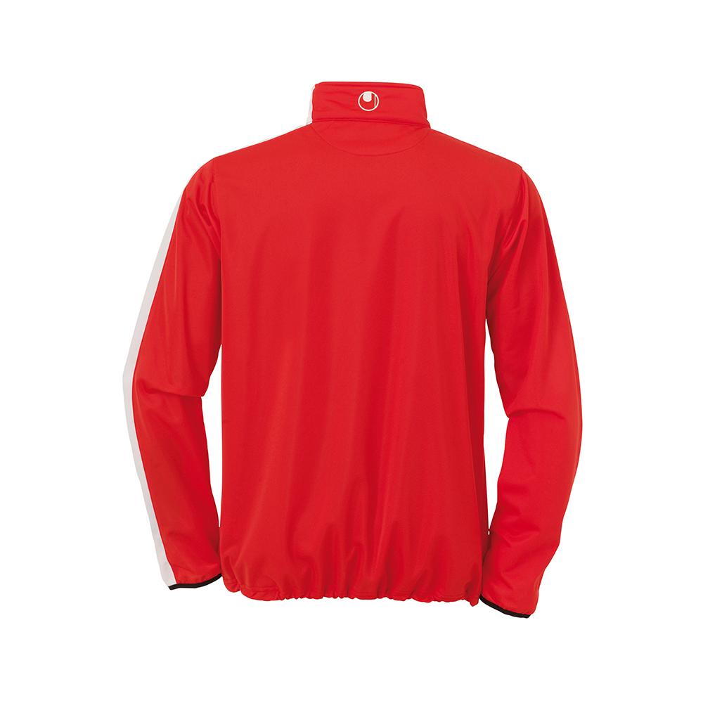 Uhlsport Liga Veste Classic - Rouge & Blanc - Vue de dos