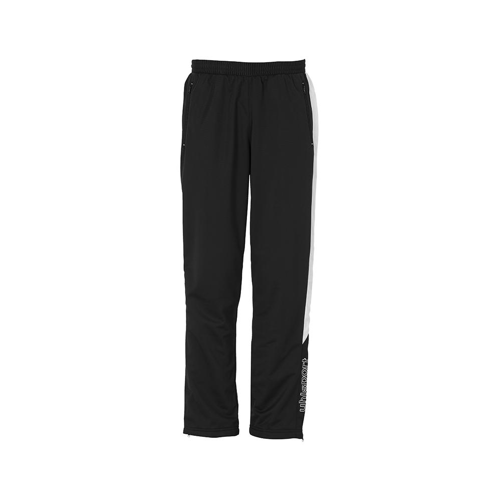 Uhlsport Liga Pantalon Classic - Noir & Blanc