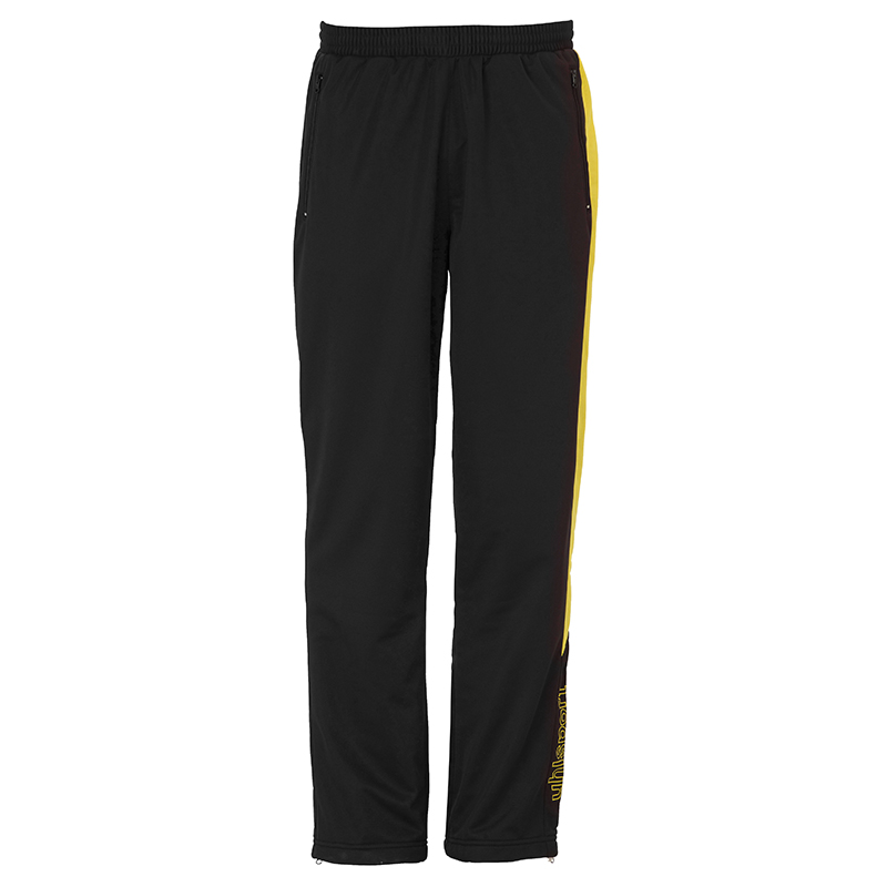 Uhlsport Liga Pantalon Classic - Noir & Jaune