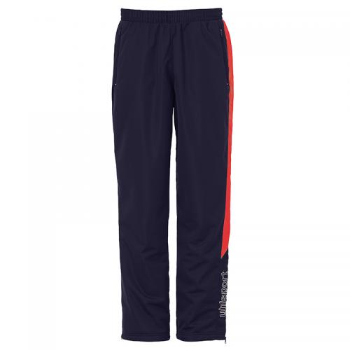 Uhlsport Liga Pantalon Classic - Marine & Rouge