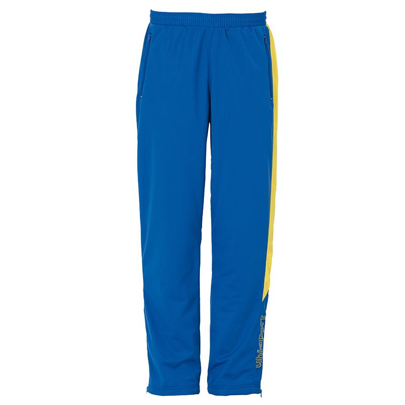 Uhlsport Liga Pantalon Classic - Azur & Jaune