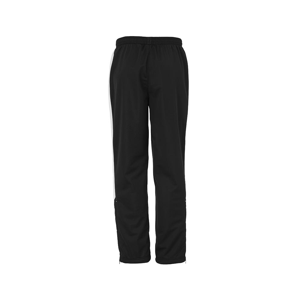 Uhlsport Liga Pantalon Classic - Noir & Blanc - Vue de dos