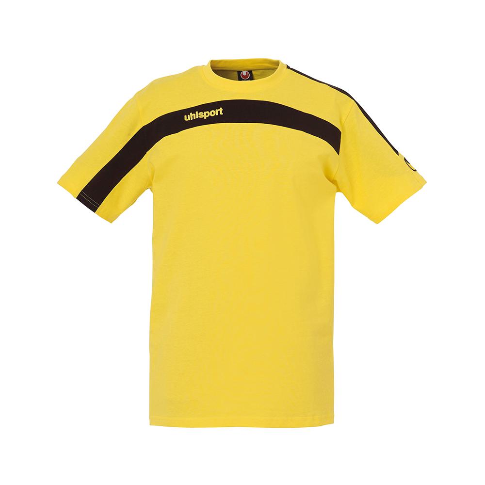 Uhlsport Liga Training T-Shirt - Jaune & Noir