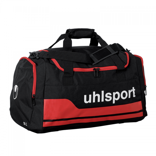 Uhlsport Basic Line 2.0 50L - Rouge & Noir