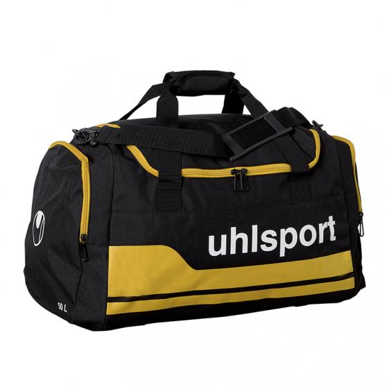 Uhlsport Basic Line 2.0 50L - Jaune & Noir