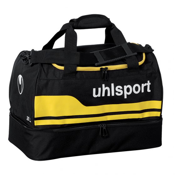 Uhlsport Basic Line 2.0 Players Bag 50L - Jaune & Noir