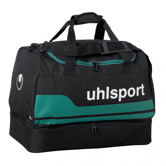 Uhlsport Basic Line 2.0 Players Bag 50L - Vert & Noir