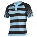 Kooga Touchline Shirt - Ciel & Noir