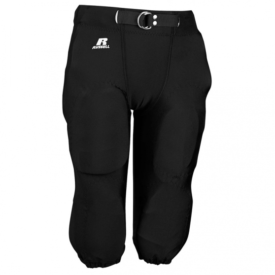 Russell Athletic Deluxe Game Pant - Noir