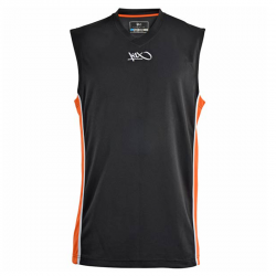 K1x League Uniform Jersey mk2 - Noir & Orange