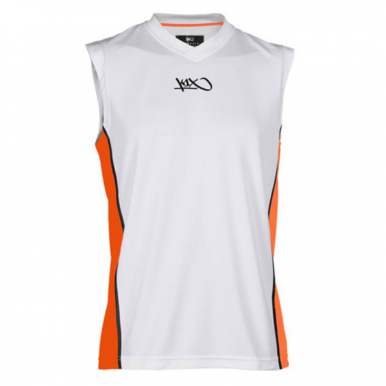K1x League Uniform Jersey mk2 - Blanc & Orange