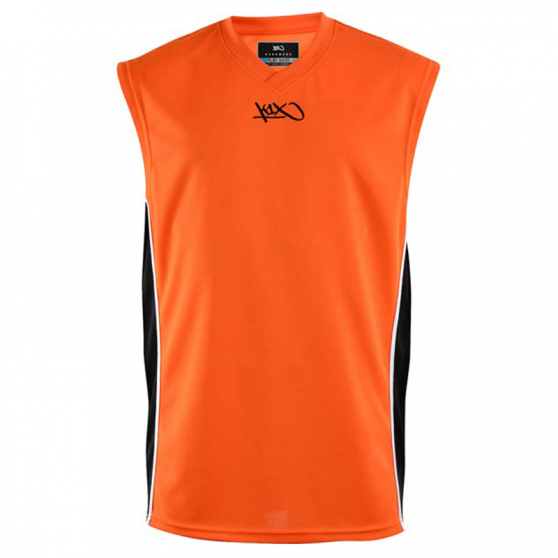 K1x League Uniform Jersey mk2 - Orange & Noir