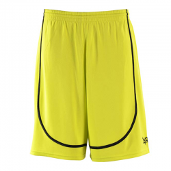 K1x League Uniform Shorts mk2 - Volt & Noir