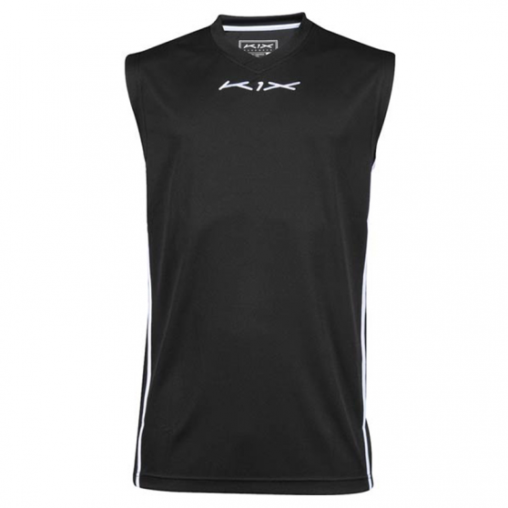 K1x League Uniform Jersey - Noir & Blanc
