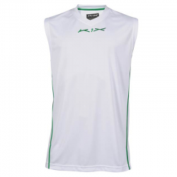 K1x League Uniform Jersey - Blanc & Vert