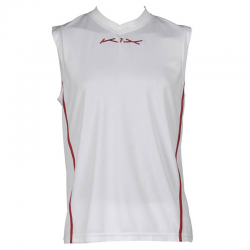 K1x League Uniform Jersey - Blanc & Rouge