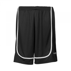 K1x League Uniform Shorts - Noir & Blanc