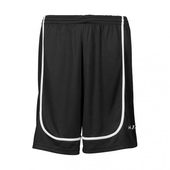 K1x League Uniform Shorts - Noir & Blanc