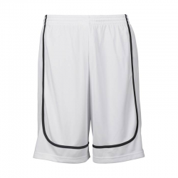 K1x League Uniform Shorts - Blanc & Noir