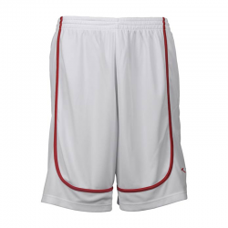 K1x League Uniform Shorts - Blanc & Rouge