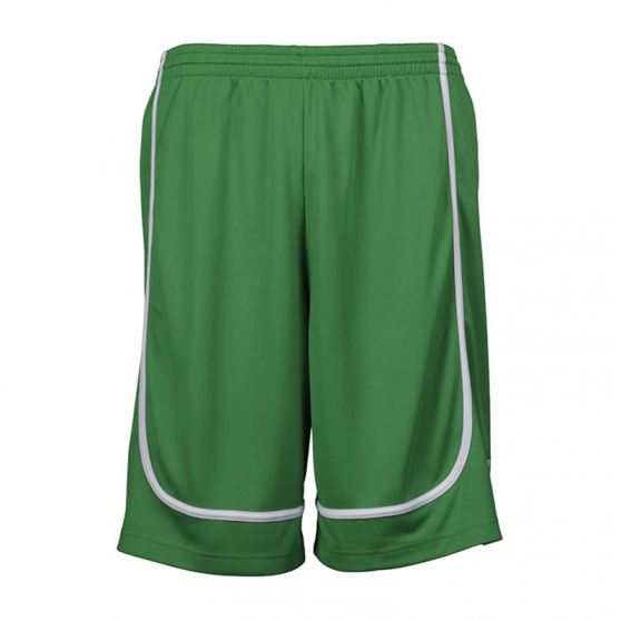 K1x League Uniform Shorts - Vert & Blanc