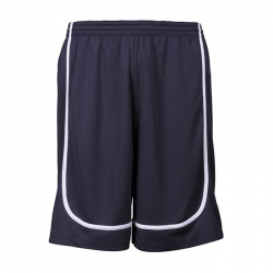 K1x League Uniform Shorts - Marine & Blanc