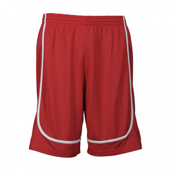 K1x League Uniform Shorts - Rouge & Blanc