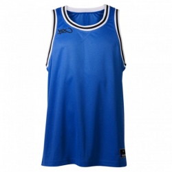 K1x Double X Jersey - Royal & Blanc