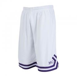 K1x Double X Shorts - Blanc & Violet