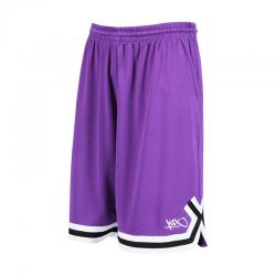 K1x Double X Shorts - Violet & Blanc